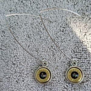 Bullet earrings (handmade)